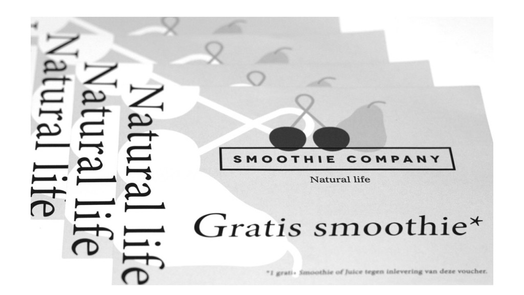 WIN: Vouchers van Smoothie Company