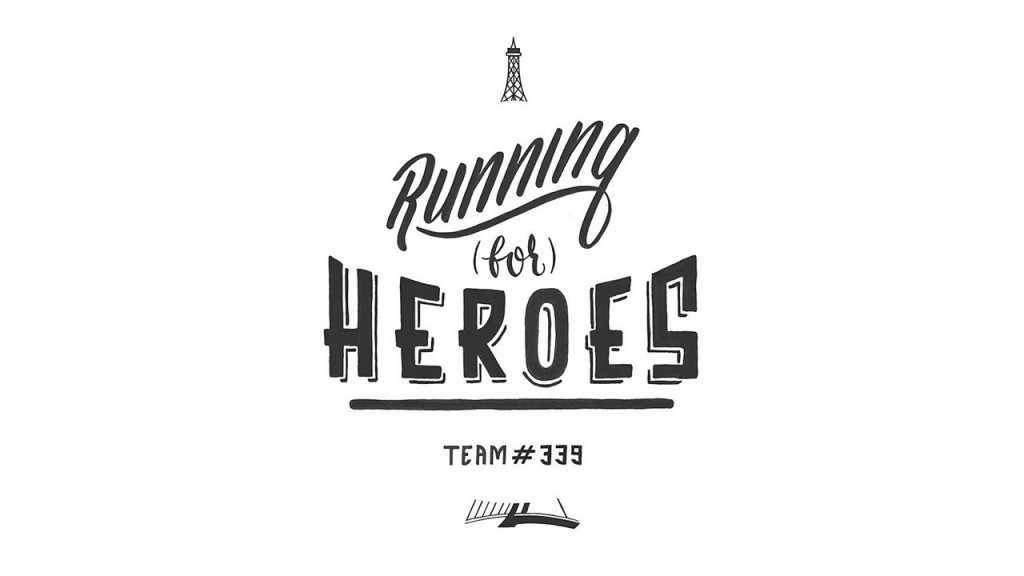 Running for Heroes ANNEAU1989
