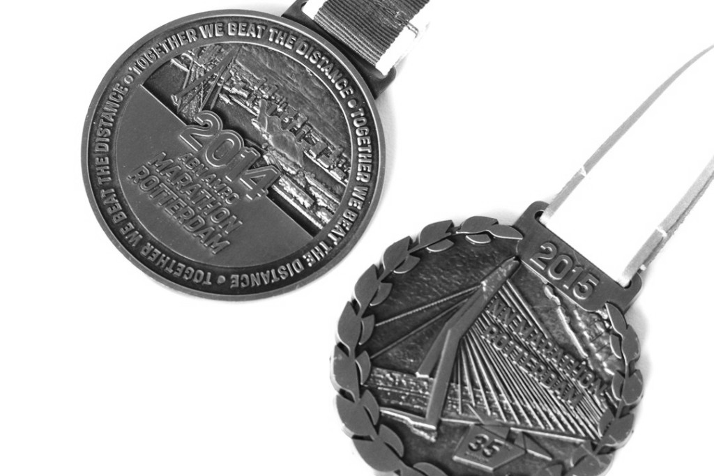 Running: Top 3 marathons