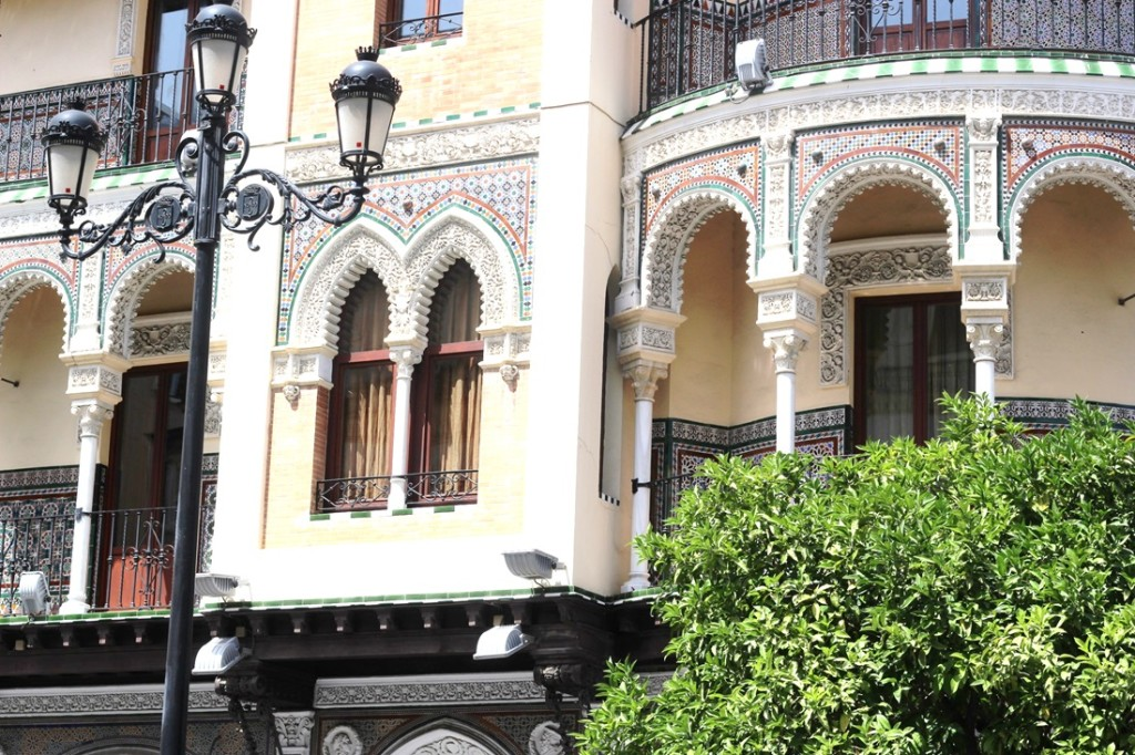 Travel tips: Sevilla