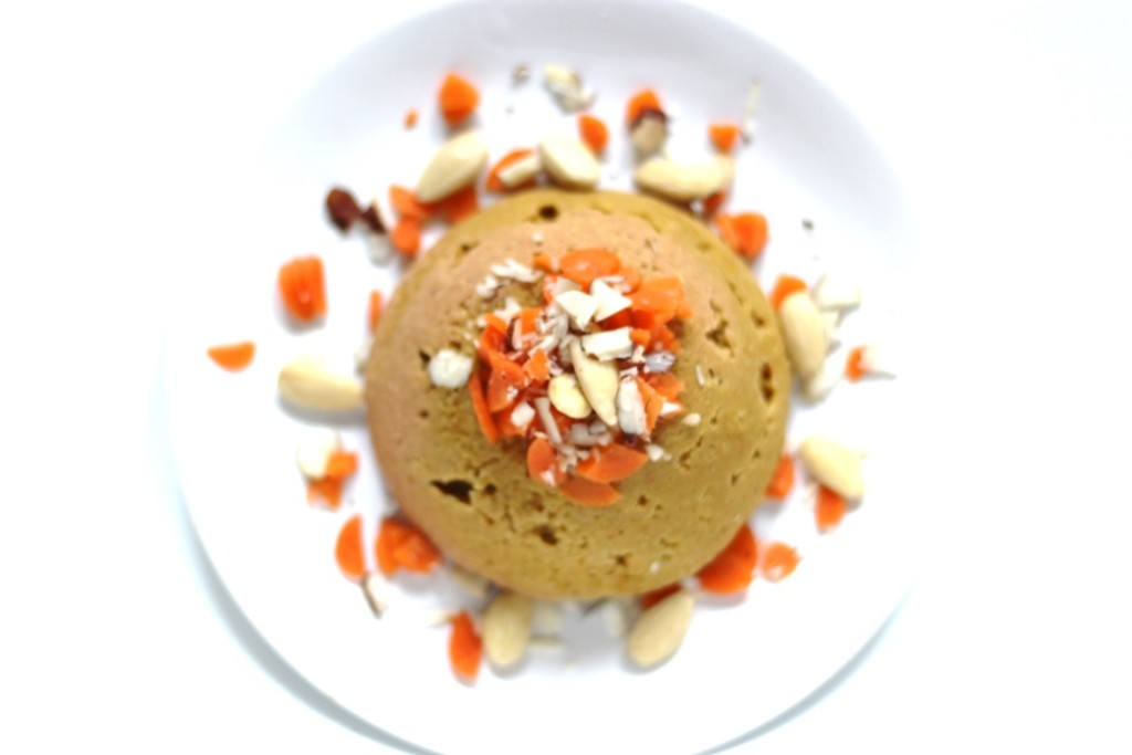 Breakfast: Carrot(mug)cake